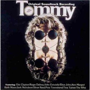 <i>Tommy</i> (soundtrack) 1975 soundtrack album by The Who