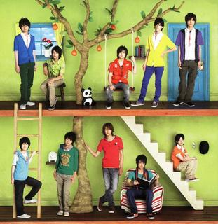 Your Seed / Bōken Rider 2008 single by Hey! Say! JUMP