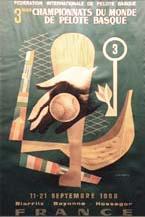 1958 Basque Pelota World Championships