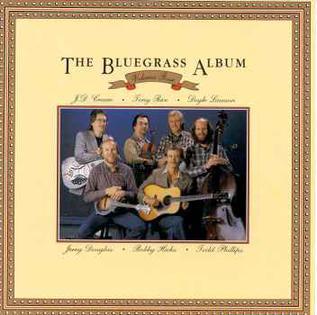 <i>Bluegrass Album, Vol. 4</i> album by Bluegrass Album Band