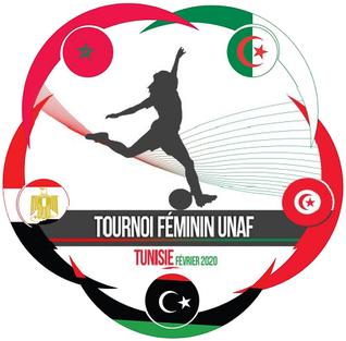 2020 UNAF Womens Tournament football tournament season
