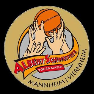 international basketball event in Mannheim, Baden-Württemberg, Germany