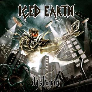 <i>Dystopia</i> (Iced Earth album) 2011 studio album by Iced Earth