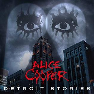 <i>Detroit Stories</i> 2021 studio album by Alice Cooper