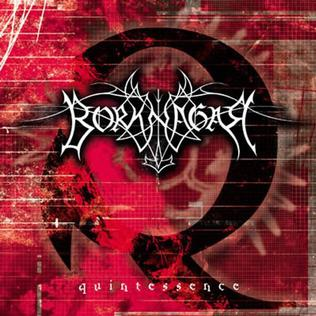 <i>Quintessence</i> (Borknagar album) 2000 studio album by Borknagar