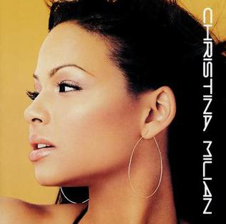 <i>Christina Milian</i> (album) 2001 studio album by Christina Milian