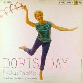 <i>Cuttin Capers</i> (album) album by Doris Day
