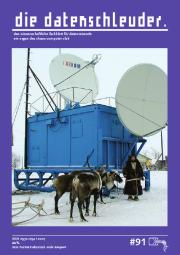 <i>Datenschleuder</i> magazine