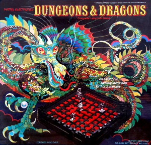 <i>Dungeons & Dragons Computer Labyrinth Game</i>