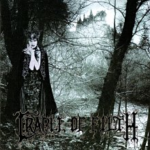 <i>Dusk and Her Embrace</i> 1996 album by Cradle of Filth