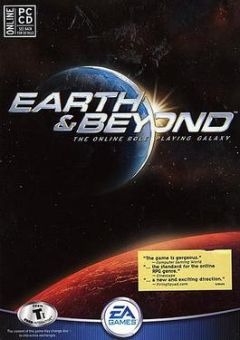 Earth & Beyond Box Cover