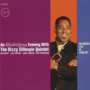 <i>An Electrifying Evening with the Dizzy Gillespie Quintet</i> 1961 live album by Dizzy Gillespie