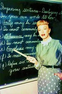 <i>Our Miss Brooks</i> television series