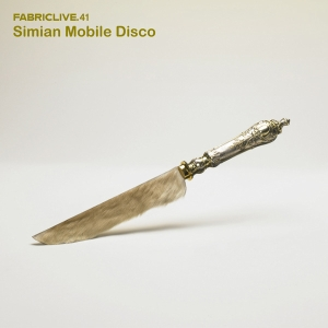 <i>FabricLive.41</i> 2008 compilation album by Simian Mobile Disco