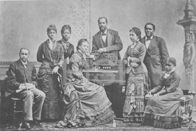 Image result for jubilee singers