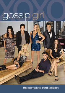 Gossip Girl (season 3) - Wikipedia