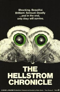Film poster for The Hellstrom Chronicle - Copy...