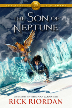 Image result for the son of neptune audiobook narrator