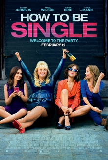 How to Be Single full movie watch online free (2016)
