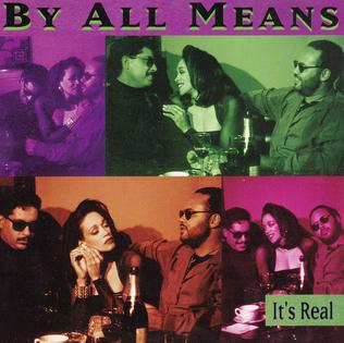 its real by all means album wikipedia