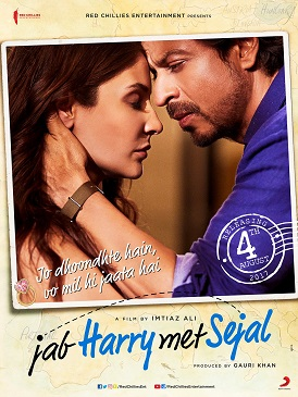 Download Jab Harry Met Sejal (2017) Hindi Full Movie 480p | 720p