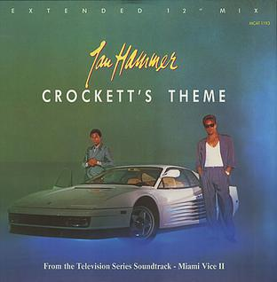 Crocketts Theme single