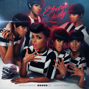 Janelle Monae: Givin Em What They Love feat. Prince