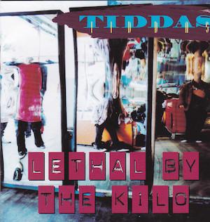 <i>Lethal by the Kilo</i> 1998 studio album by Tiddas