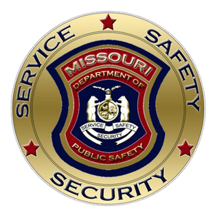 Missouri Department of Public Safety certificate of birth