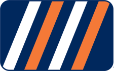 The shoulder logo used on Islanders jerseys from 1998 through 2010