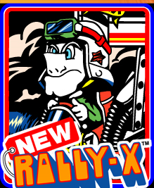 New Rally-X