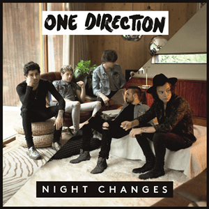 One Direction — Night Changes (studio acapella)