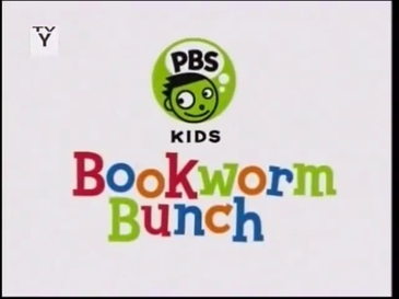 PBS Kids Bookworm Bunch television series