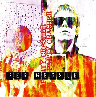 <i>Party Crasher</i> 2008 studio album by Per Gessle