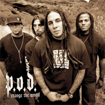 Change the World (P.O.D. song) 2004 single by P.O.D.