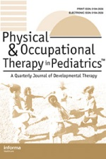 Physical & Occupational Therapy in Pediatrics - Wikipedia