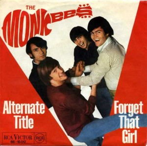 Randy Scouse Git 1967 single by The Monkees