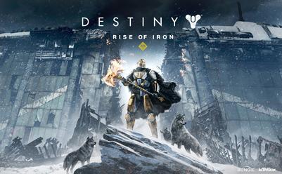 Destiny Rise Of Iron Wikipedia