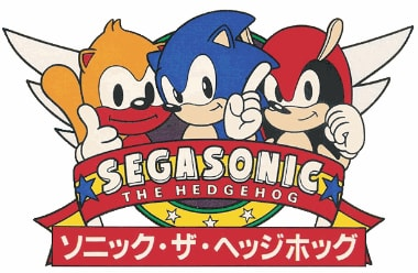 Segasonic The Hedgehog Wikipedia
