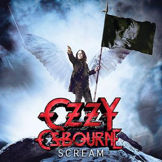 <i>Scream</i> (Ozzy Osbourne album) 2010 studio album by Ozzy Osbourne