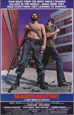 Search and Destroy (1979 film) - Wikipedia