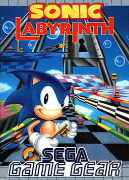 Picture of a game: Sonic Labyrinth