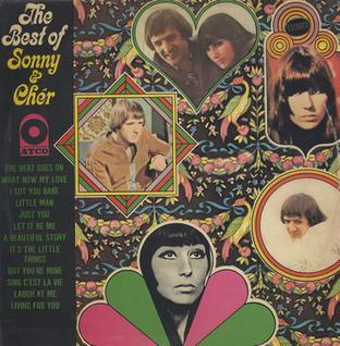 The Best Of Sonny & Cher artwork