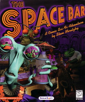 The Space Bar Box Art