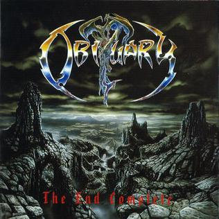<i>The End Complete</i> 1992 studio album by Obituary