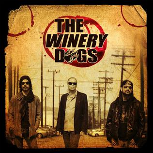 <i>The Winery Dogs</i> (album) 2013 studio album by The Winery Dogs