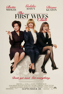 The First Wives Club, whose three main charact...