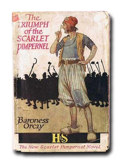 The Triumph Of The Scarlet Pimpernel Wikipedia