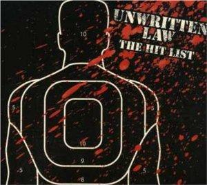 <i>The Hit List</i> (Unwritten Law album) 2007 greatest hits album by Unwritten Law