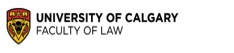 university of calgary faculty of law application